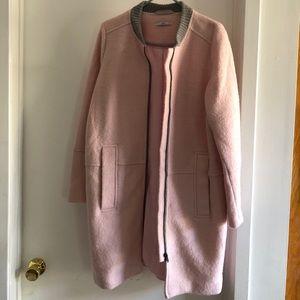 NWOT Esprit wool-blend bomber coat